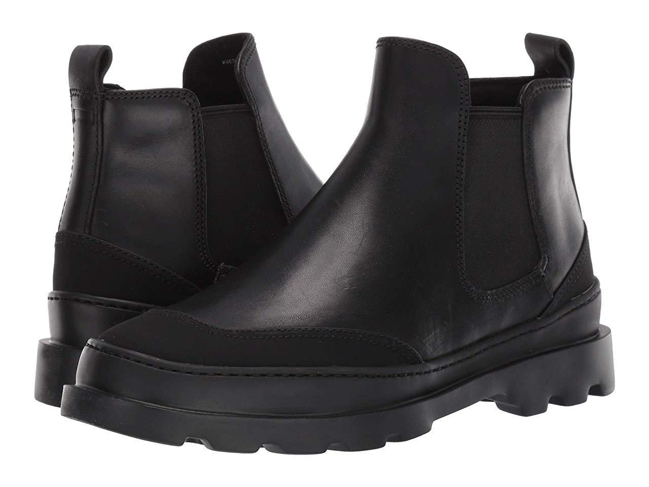 Ботинки/Сапоги (Оригинал) Camper Brutus Black
