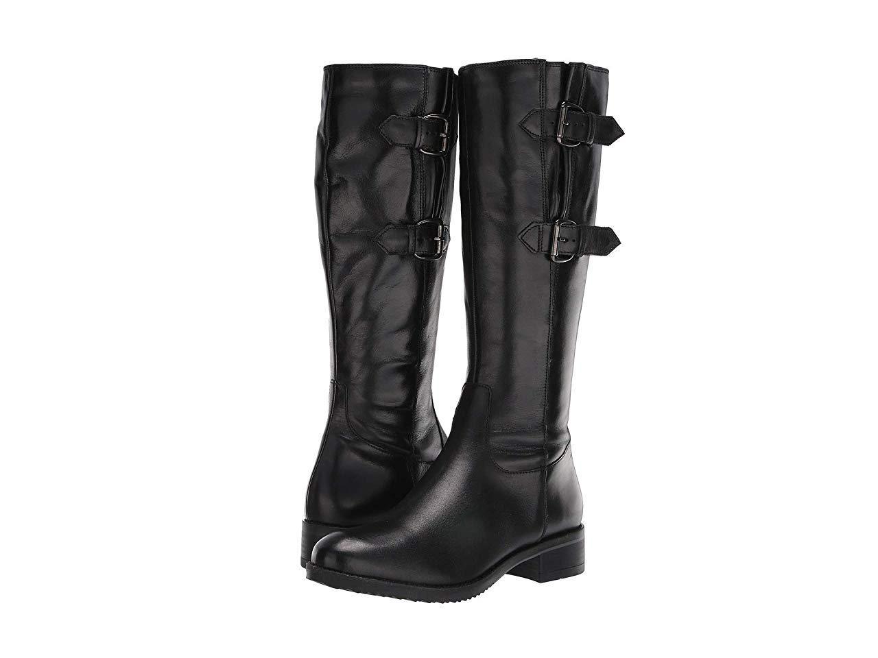 Ботинки/Сапоги (Оригинал) Clarks Tamro Spice Black Leather