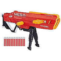 Бластер Нерф Аккустрайк Тандерхок Громовой Ястреб   Nerf Thunderhawk AccuStrike Mega  E0403 Blaster