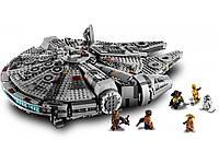 Lego Star Wars Сокол Тысячелетия 75257