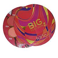 Палитра румян Tarte Big Blush Book 2