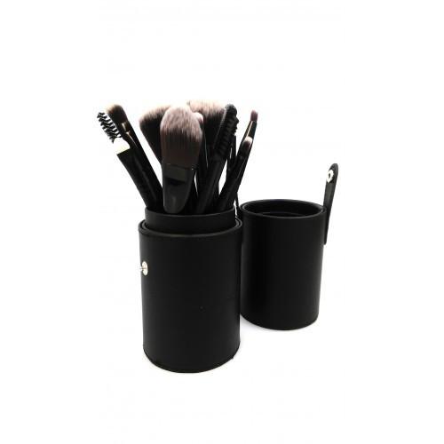 Набор кистей для макияжа в тубусе MAC 12 шт.
