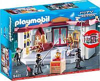 Playmobil 9451 Плеймобил Ограбление музея, звуковые эффекты