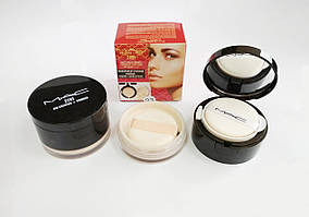 Кушон MAC Air cushion (палитра 2 шт.)