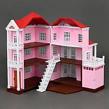 """Вилла """"Счастливая семья"""" 1513, 3 этажа, без мебели и кукол, фото 3"""