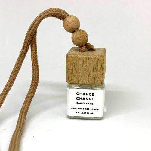 Парфюм-куб белый в автомобиль масляный Chanel Chance eau Fraiche 8ml