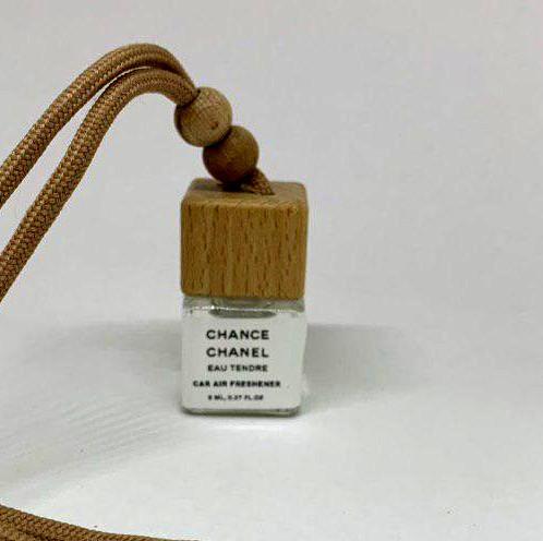 Парфюм-куб белый в автомобиль масляный Chanel Chance eau Tendre 8ml