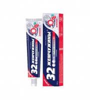Паста зубная Здоровая белизна с клюквой 32 Жемчужины 100 г.