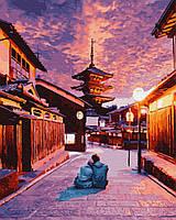 """Картина  по номерам Brushme """"Романтика в Киото"""" GX28891"""