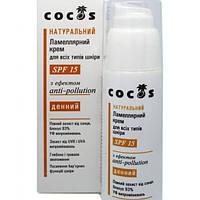 Натуральныйдневной ламеллярный крем для всех типов кожи сSPF15