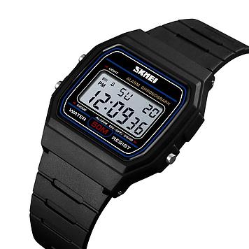 Cпортивные мужские часы SKMEI 1412 Черный