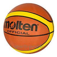 Мяч баскетбольный MS 1420, Molten №7