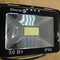 Прожектор светодиодный EL-SMD-01 50Вт 180-260В 6400K 4000Lm / Прожектор світлодіодний EL-SMD-01   50Вт