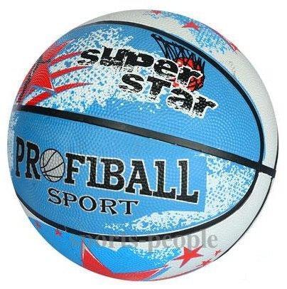 М'яч баскетбольний MS 3222, Profiball №7, різном. кольори