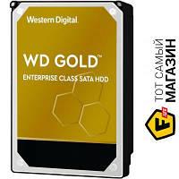 """Western Digital SATA 6TB (WD6003FRYZ) WD Gold 3.5"""" SATA III (6.0 Гб/с)"""