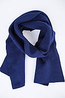 SEWEL Шарф AW322 (One Size, темно-синий, 100% акрил)