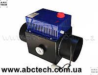Канальный дымосос (вытяжной вентилятор) для твердотопливных котлов