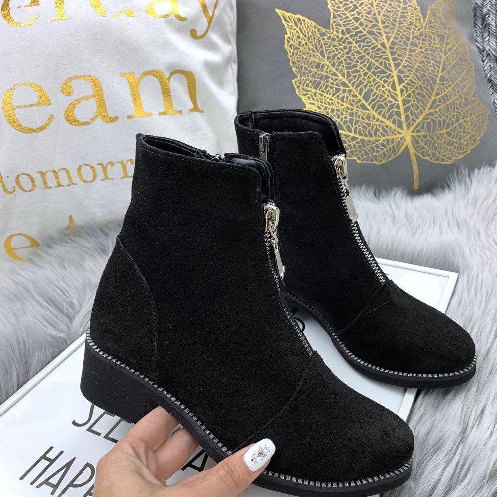 Комфортные зимние ботинки, фото 1