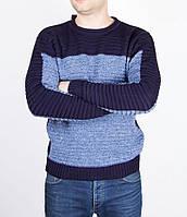 Зимний мужской свитер, размеры: M, L, XL, состав: 50% шерсти, 50% акрила, цвета - серый, бордовый