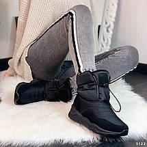 Модные сапоги дутики, фото 2