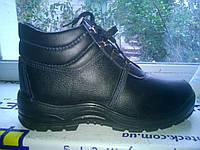 Ботинки утеплённые полиуретановая подошва., фото 1