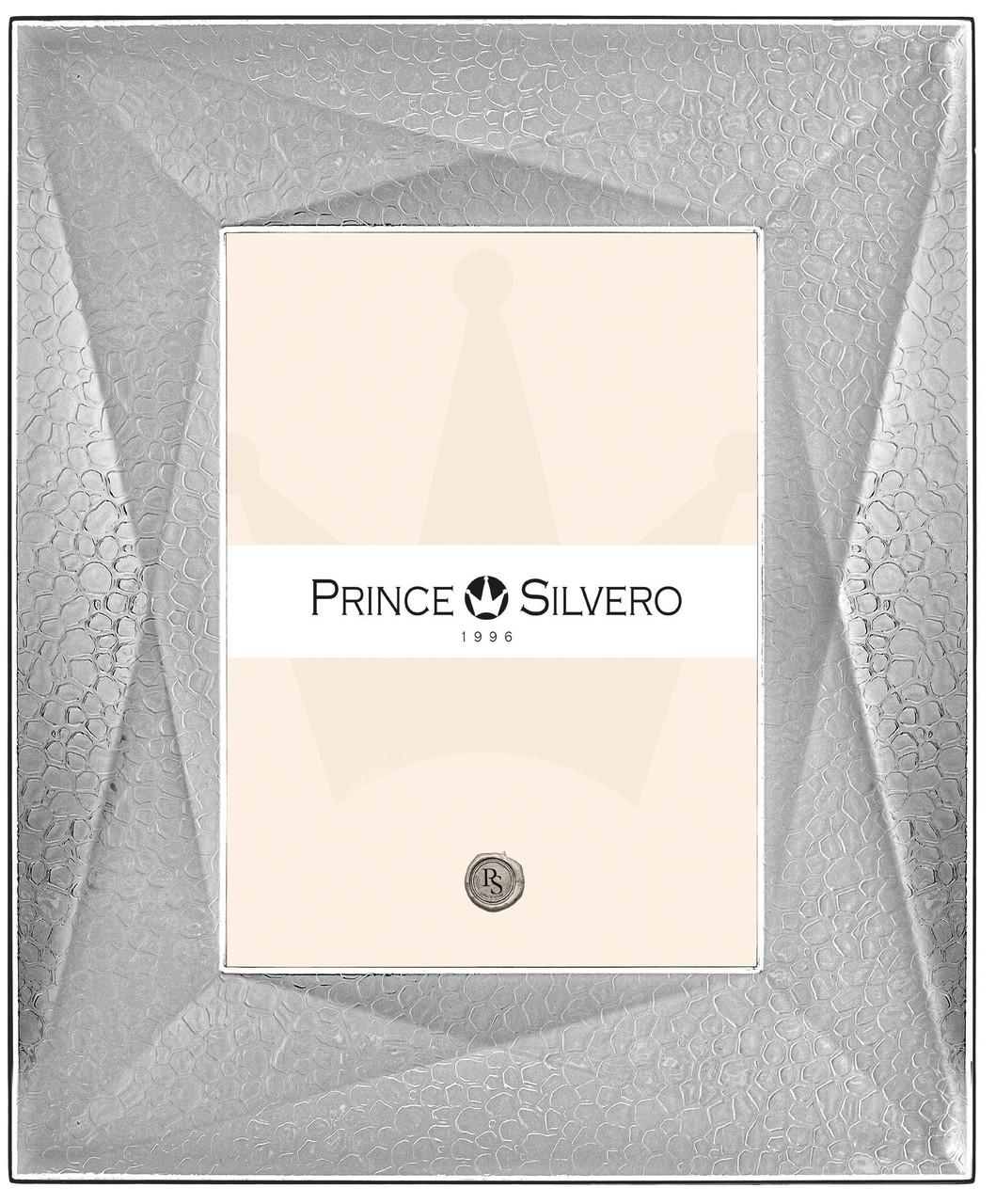 Эксклюзивная серебряная рамка 18х24 для фото Prince Silvreo