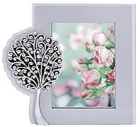 Рамка для фото 13х18 с серебряным деревом Prince Silvreo