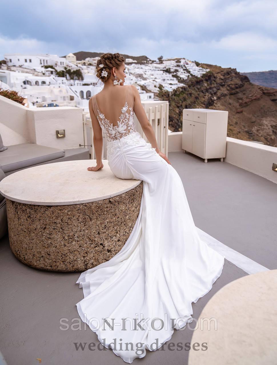 Свадебное платье № S-516