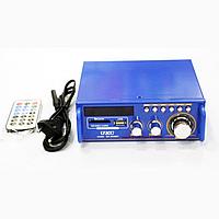 Стерео усилитель мощности звука SN-3636BТ / Ресивер / Проигрыватель / Универсальный усилок для дома и в машину