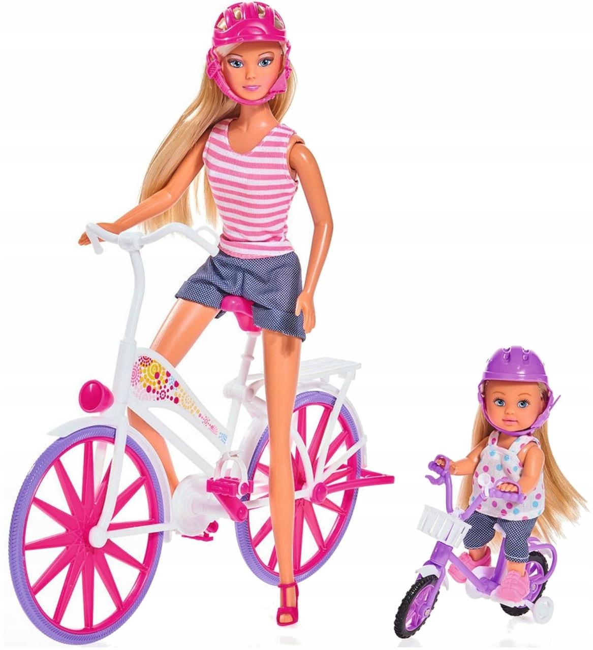 Прогулянка на велосипедах Штеффі та Еві Simba 5733045