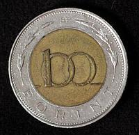 Монета Венгрии 100 форинтов 1998 г., фото 1