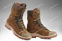 Берцы демисезонные / военная, тактическая обувь GROM (койот)