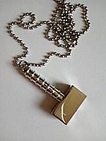 Кулон GeekLand Молот Тора Thors Hammer TH 10.08 серебро