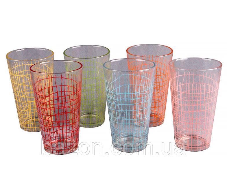 Набор стаканов Lefard 6 штук 593-040