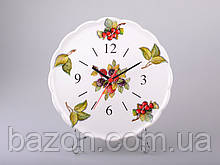 Часы настенные кухонные Nuova Cer 30 см  612-141