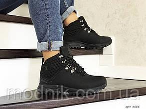 Чоловічі черевики Under Armour (чорні) ЗИМА