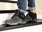 Мужские ботинки Under Armour (серые) ЗИМА, фото 3