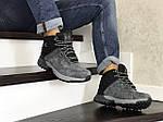 Мужские ботинки Under Armour (серые) ЗИМА, фото 4