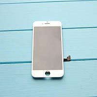 Оригинальный дисплейный модуль с переклеенным стеклом  Apple iPhone 7, белый