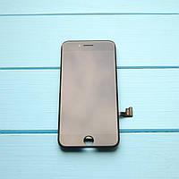 Оригинальный дисплейный модуль с переклеенным стеклом  Apple iPhone 7, черный