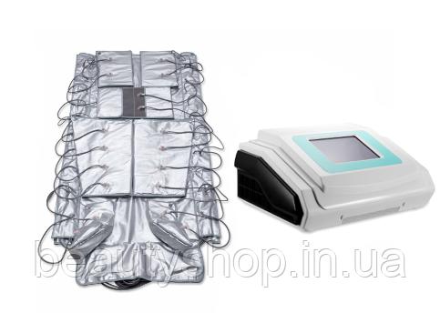 Аппарат прессотерапии 3 в 1 EMS инфракрасная прессотерапевтическая машина, Электростимуляция