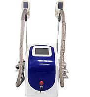 Апарат 5 в 1: Криолиполиз, Липо лазер, Кавітація, вакуум, RF, Для корекції фігури, схуднення
