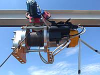 Аренда лебедок электрических от 300 до 1500 кг