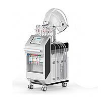 Професійний апарат 10 в 1, гидропилинг, миродермабразия, косметологічний апарат