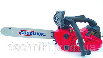 Бензопила Goodluck 3500 плавный пуск,праймер 1 шина 1 цепь, фото 2