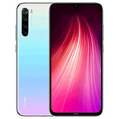 Xiaomi Redmi Note 8 4/64gb White Global Гарантия 1 Год