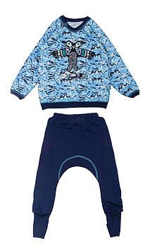 Пижама SMIL 86 (MK-42_Blue-Dblue)