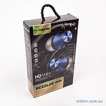Гарнитура bluetooth Gelius Ultra Resolve GL-HB-010U Grey, фото 2
