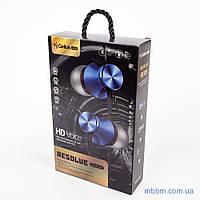 Гарнитура bluetooth Gelius Ultra Resolve GL-HB-010U Grey