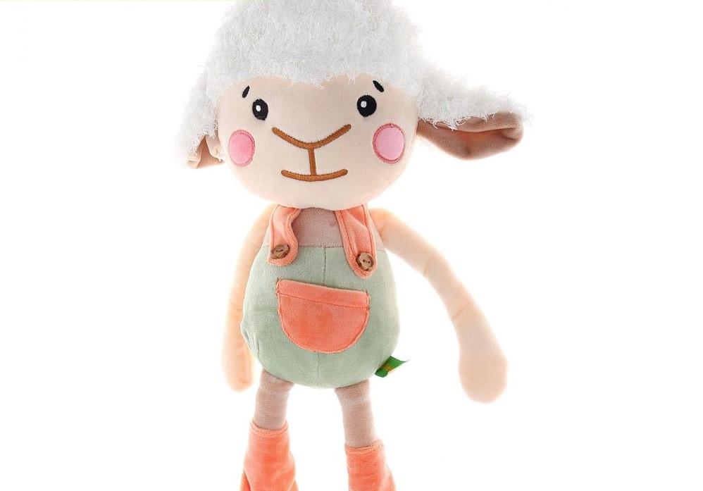 Мягкая игрушка овечка Лойд